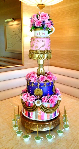 M Antoinette Cakes Wedding Cake Nevada Las Vegas And
