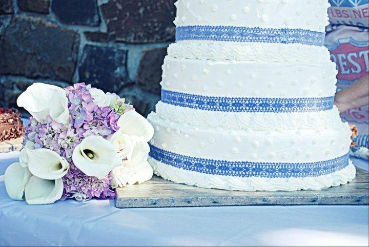 Janies Cakes Wedding Cake Oklahoma