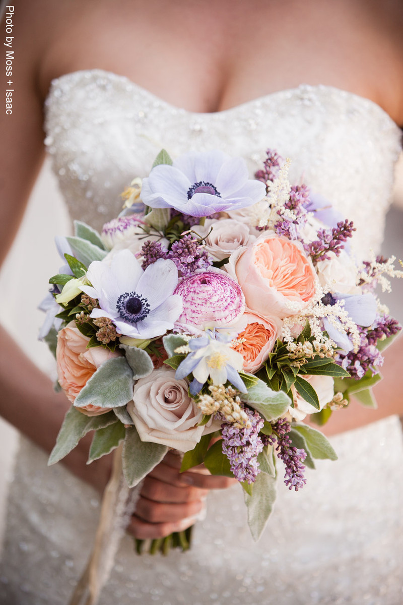 Wedding Flowers In Queens Ny : Violet and verde wedding flowers new york