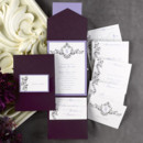 130x130 sq 1365769752863 elegant floral in raisin