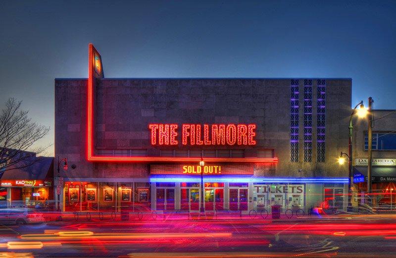 The Fillmore Silver Spring, Wedding Ceremony & Reception