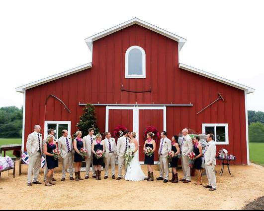 Virginia Barn Wedding At Adams International School Map Virginia Barn Wedding At Adams