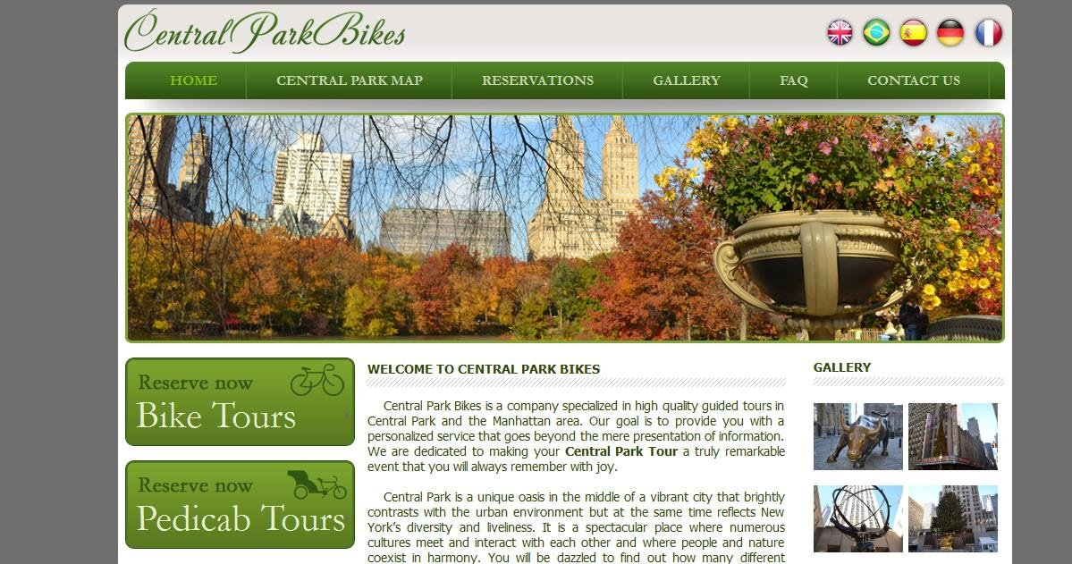 Central Park Bikes Reviews Amp Ratings Wedding