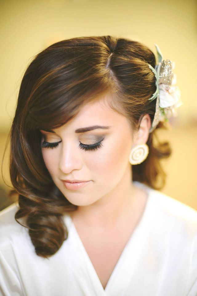A Brilliant Beauty By Tracie Cervero Wedding Beauty