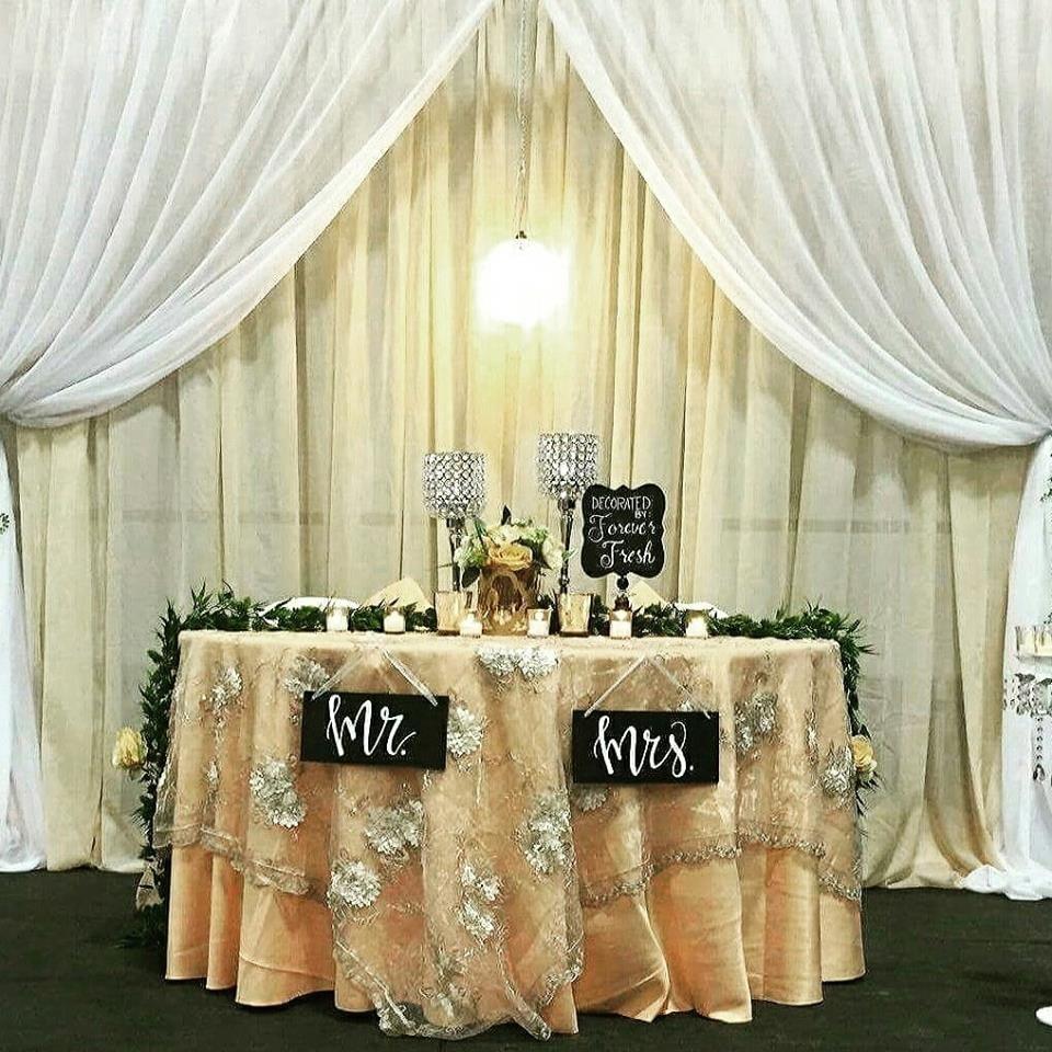 Forever Fresh Decorators Wedding Flowers Wedding