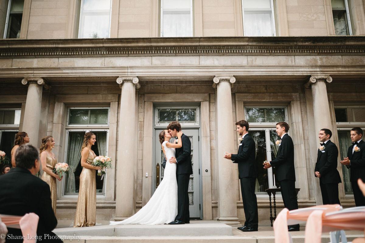 Minneapolis Wedding Venues: Gale Mansion, Wedding Ceremony & Reception Venue, Wedding