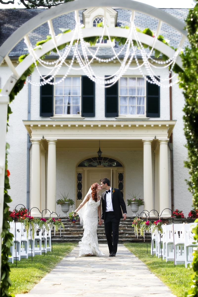 Rust manor house wedding ceremony reception venue for Wedding registry house fund