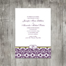 130x130 sq 1416343211819 damaskbandweddinginvitation