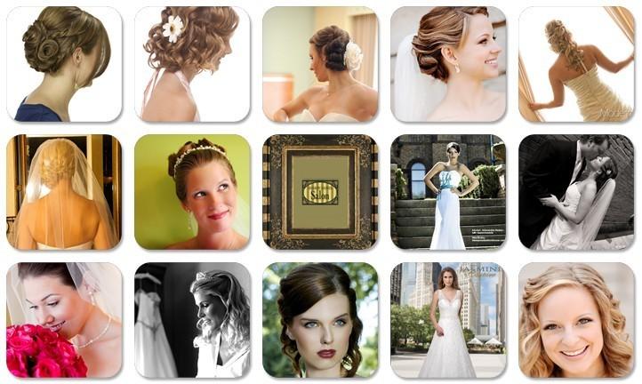 Sharon Daniel Salon Wedding Beauty Amp Health Illinois