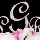 130x130 sq 1278884284723 crystalmonogramcaketoppers