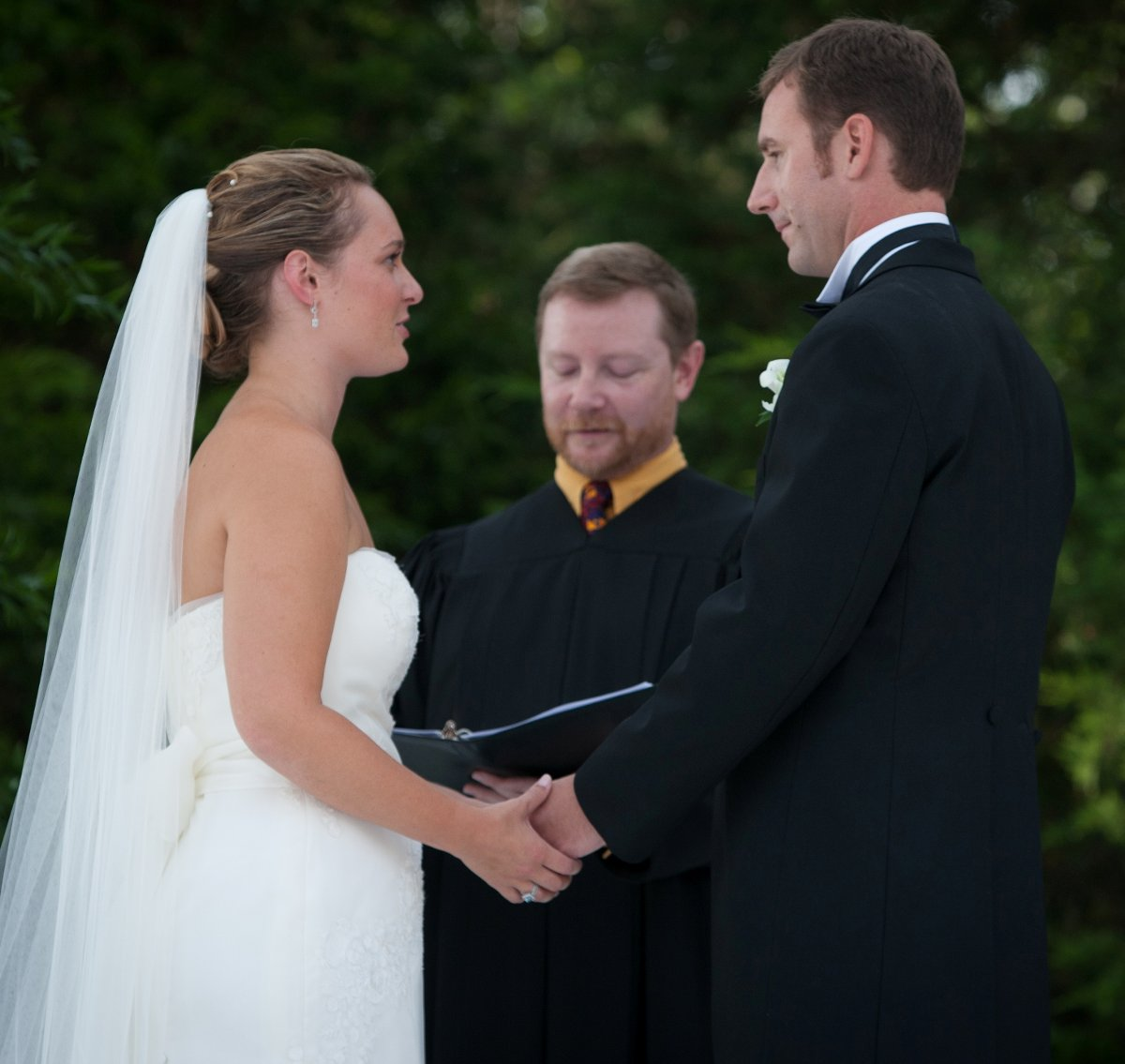 be wed by fred wedding officiant connecticut hartford