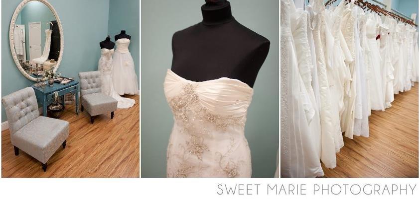 Eco chic styled celebrations wedding dress attire for Wedding dresses in modesto ca