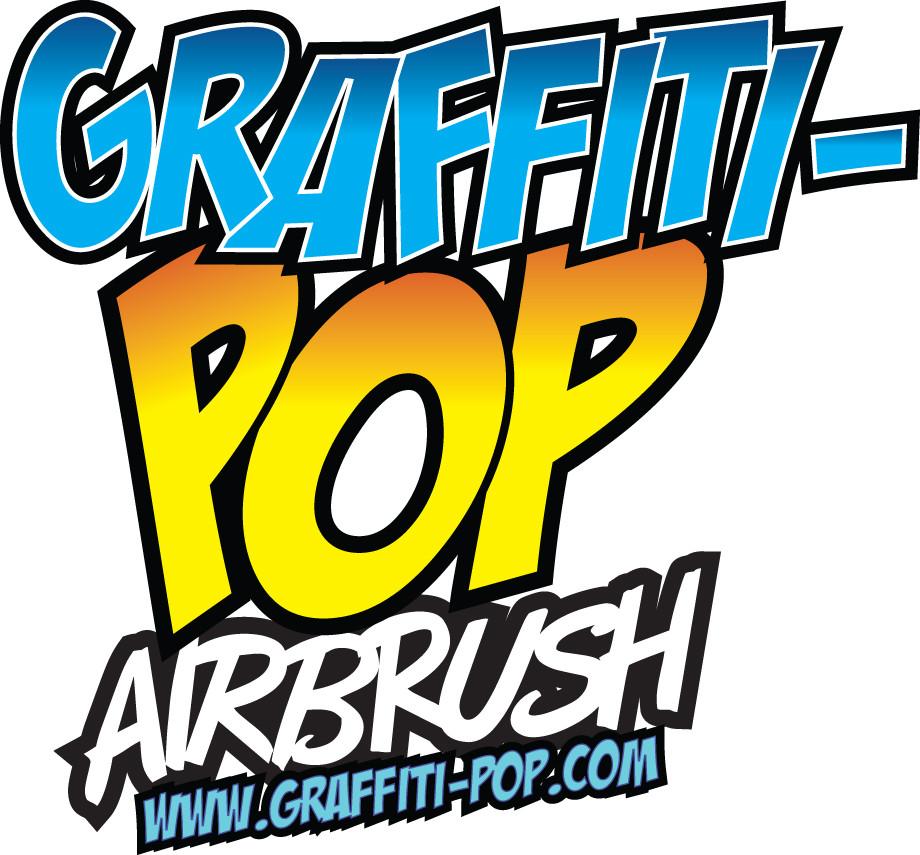 Graffiti Pop Airbrush T Shirts Digital Caricatures
