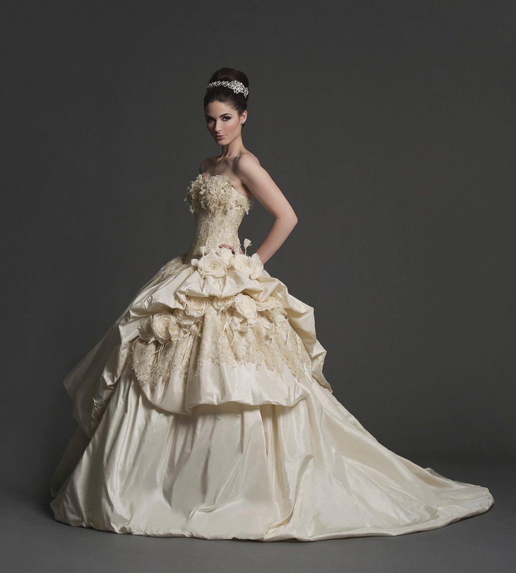 Katerina bocci bridal reviews ratings wedding dress for Wedding dresses in michigan