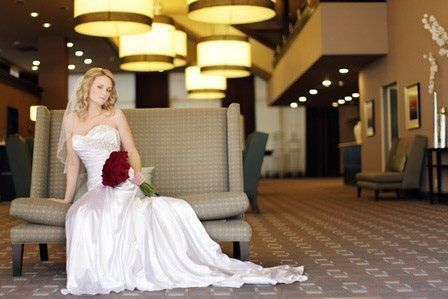 Radisson Hotel Fresno Conference Center Wedding Ceremony