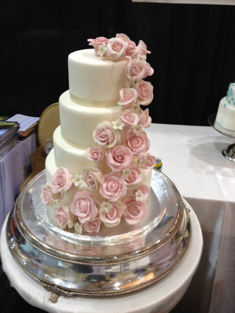 blissified wedding cake district of columbia