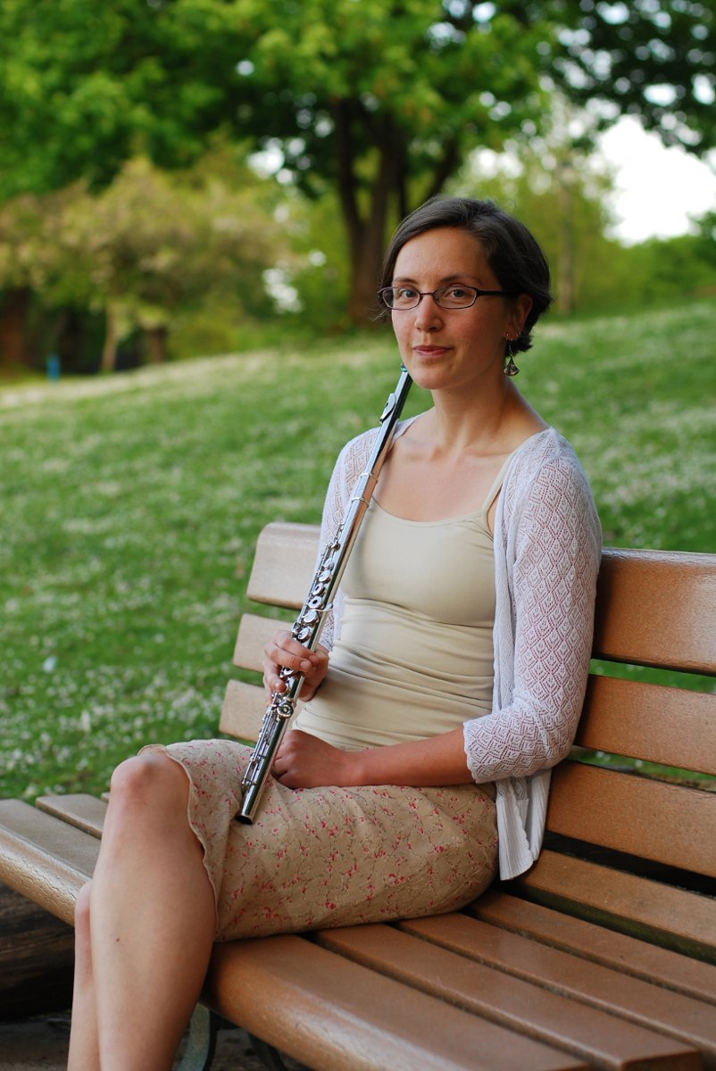 Esther Fredrickson, Flutist, Wedding Ceremony Music, New ...