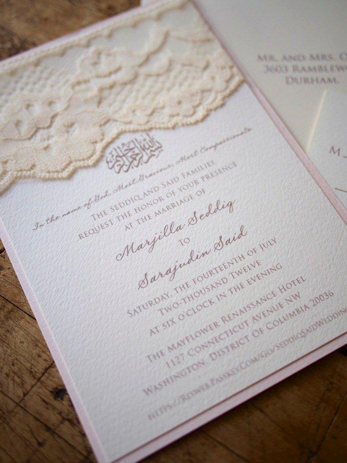 Lime Amp Ruby Wedding Invitations North Carolina