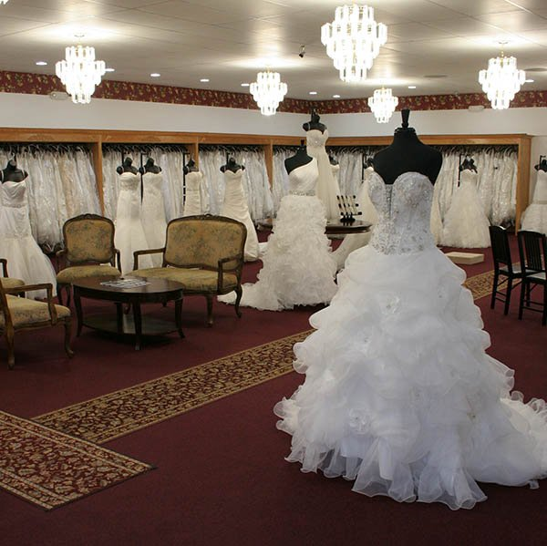 Impression bridal wedding dress attire missouri st for Wedding dresses columbia mo