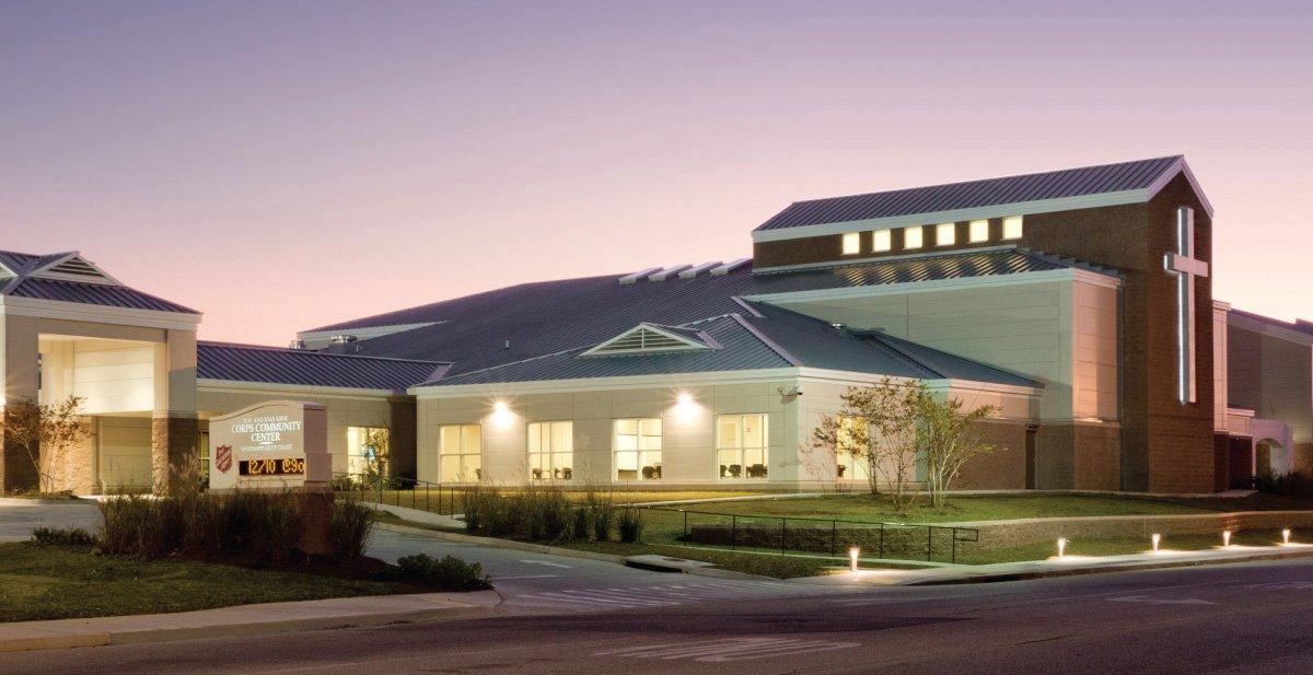 Wedding Invitations Jackson Ms: Kroc Center MS Coast, Wedding Ceremony & Reception Venue