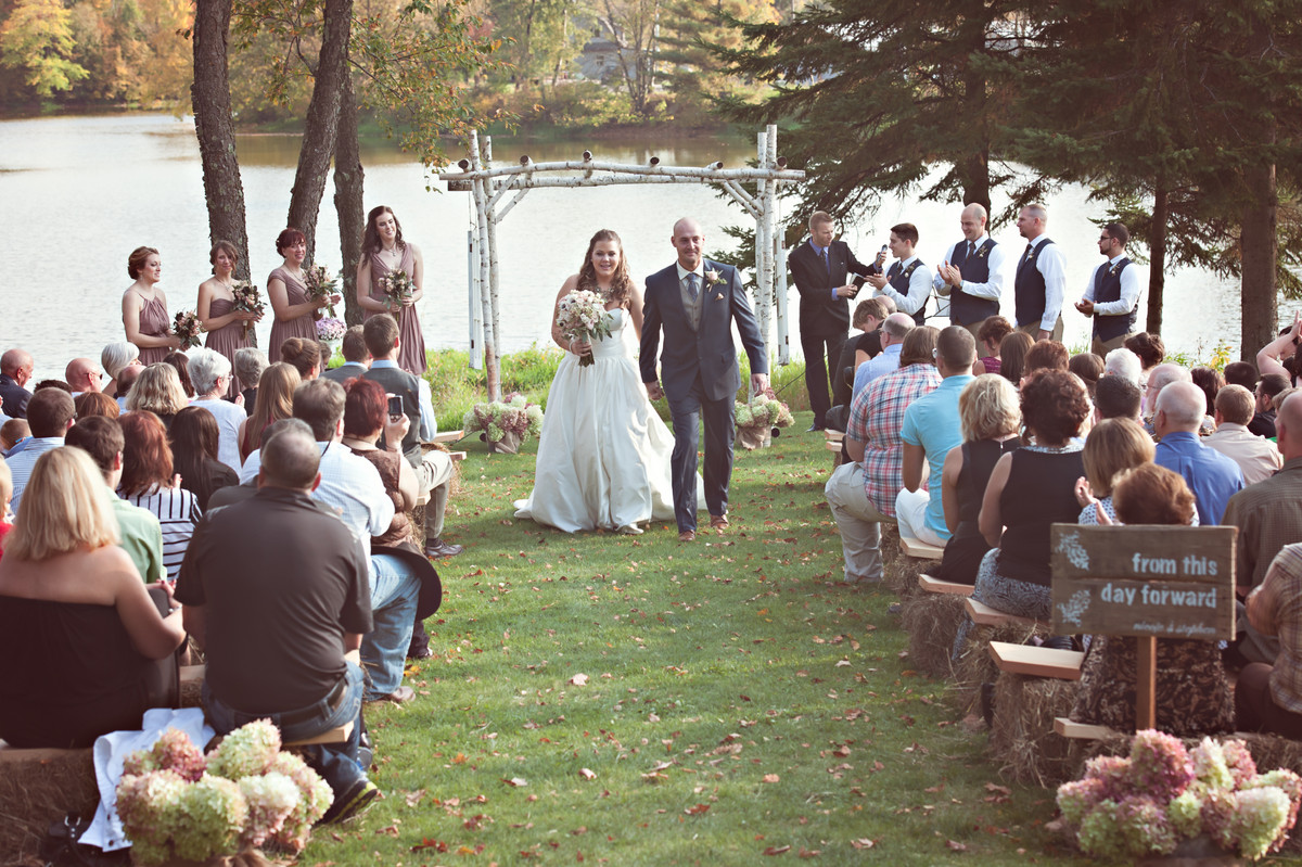 Weddings In Echo Valley, Wedding Ceremony & Reception