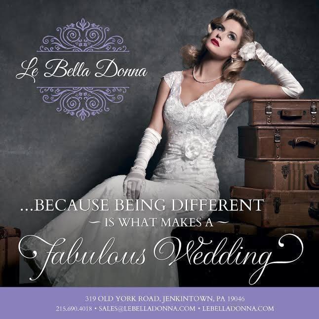 Le Bella Donna Wedding Dress Amp Attire Pennsylvania