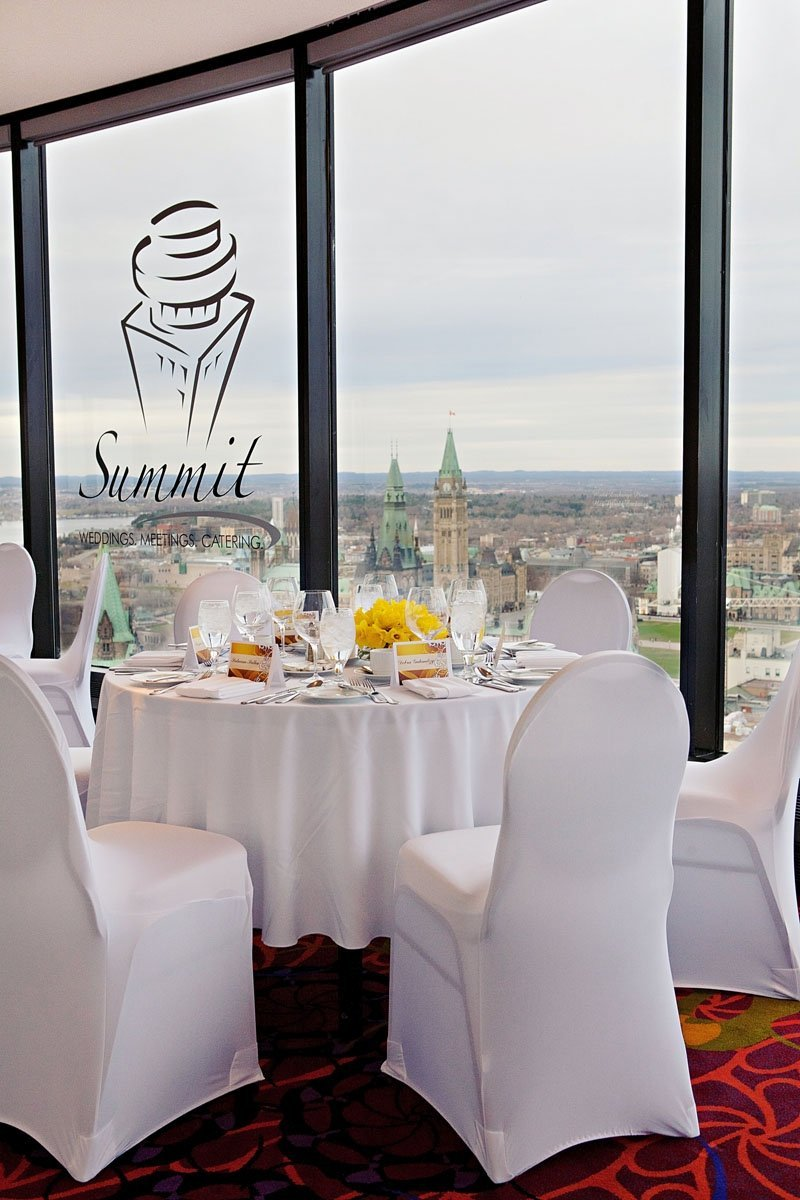 Ottawa Marriott Wedding Ceremony Amp Reception Venue Ontario