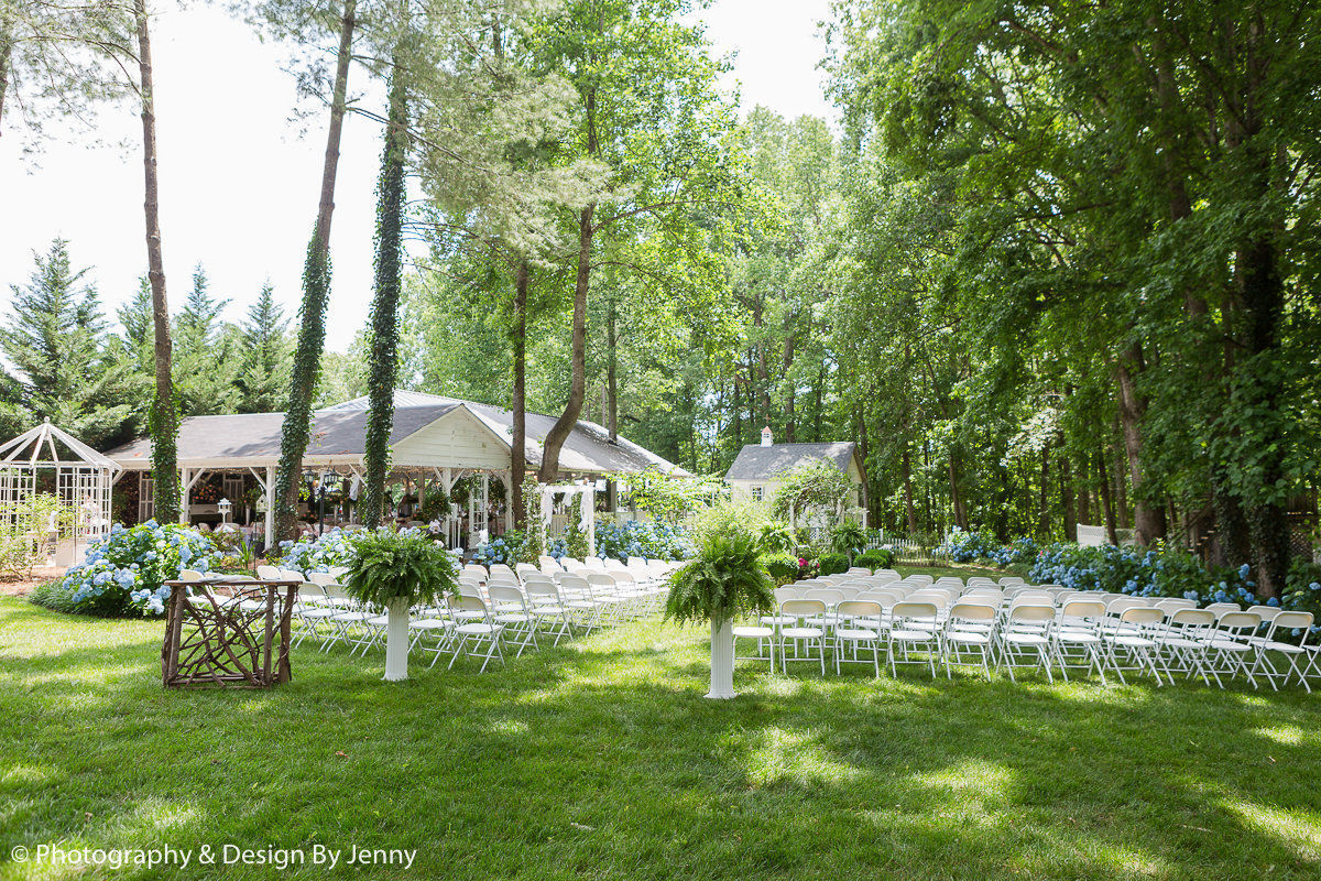 The Grove at Pennington, Wedding Ceremony & Reception