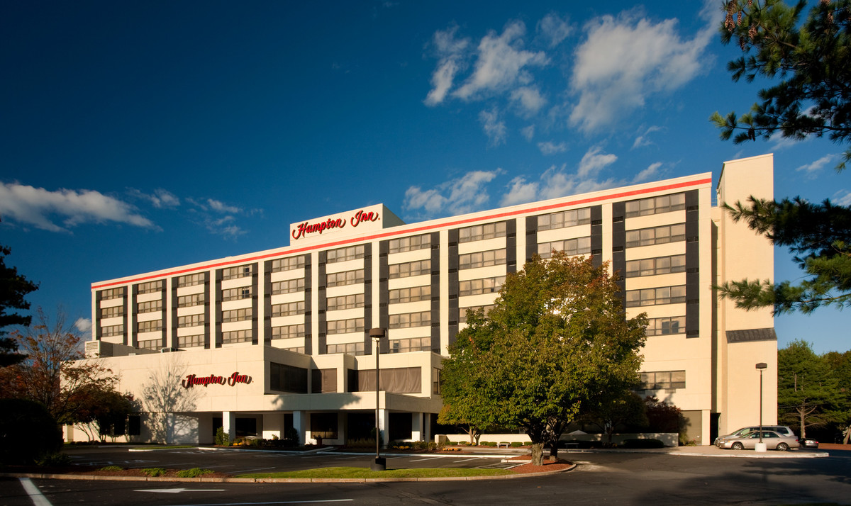 Hampton Inn Executive Conference Center Boston Natick