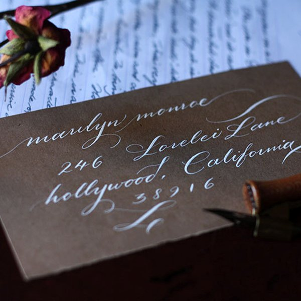 Open ink stand calligraphy wedding invitations nevada for Wedding invitations las vegas nv