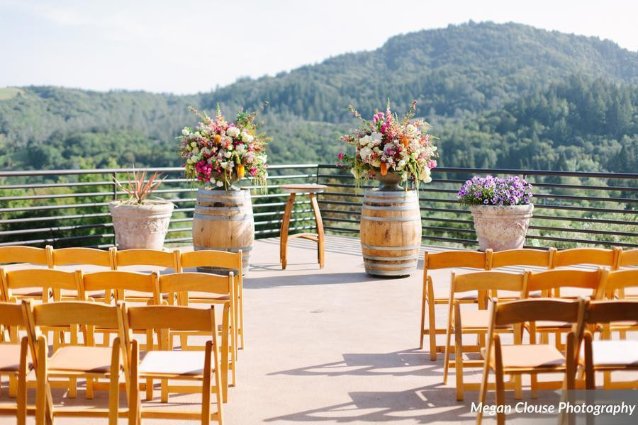 Sbragia Family Vineyards Wedding Ceremony Amp Reception