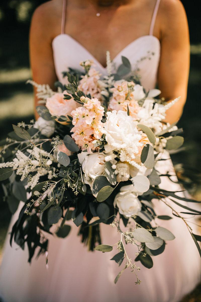 Florist estimate wedding