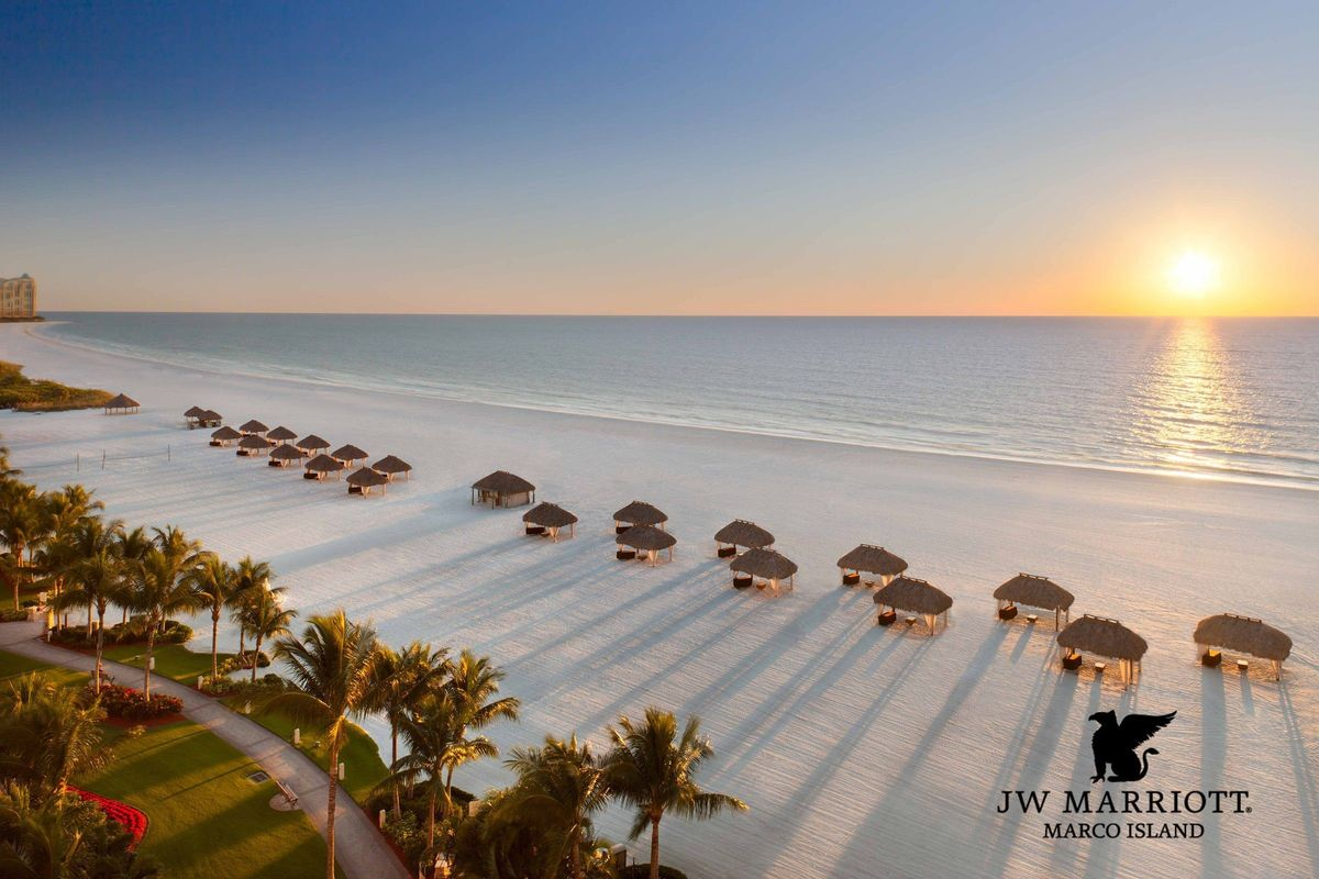 Marco Island Sunset Event
