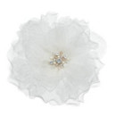 130x130 sq 1389654031156 bridal hair accessory silk flower bhr 653