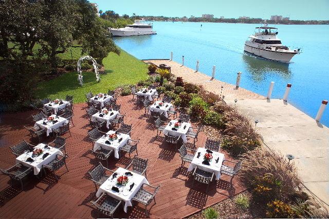Chart House, Daytona Beach, Wedding Ceremony & Reception ...