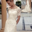 130x130 sq 1367077359116 casablanca2119bridalgownsweddingdressestrunkshow