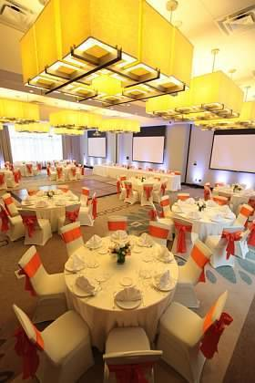 Hilton Garden Inn U S Capitol Wedding Ceremony