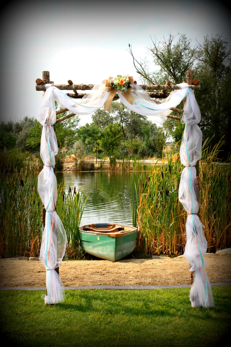 A creekside affair llc wedding ceremony reception venue for Wedding invitations idaho falls