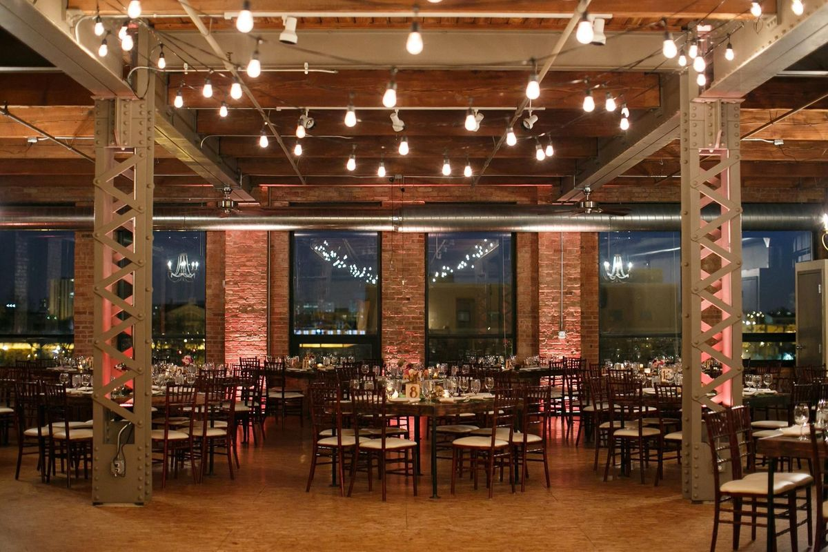 City View Loft Chicago Wedding Ceremony Amp Reception Venue