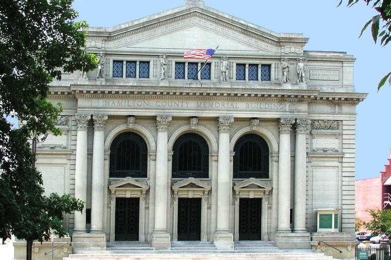 Cincinnati memorial hall advice cincinnati memorial hall for Wedding dress rental cincinnati ohio