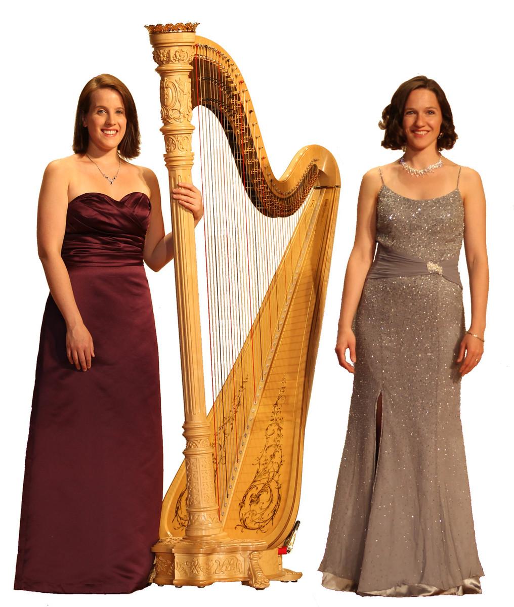Duo bella wedding ceremony music michigan grand rapids for Wedding dresses in kalamazoo mi