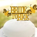130x130 sq 1372801098927 adorable wedding cake topper bride to beefull