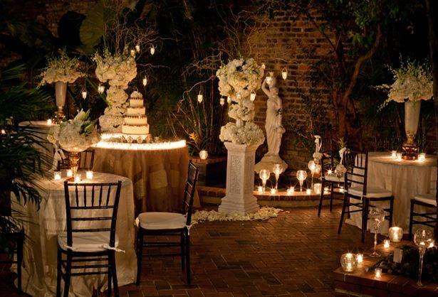 Chateau LeMoyne-French Quarter, Wedding Ceremony