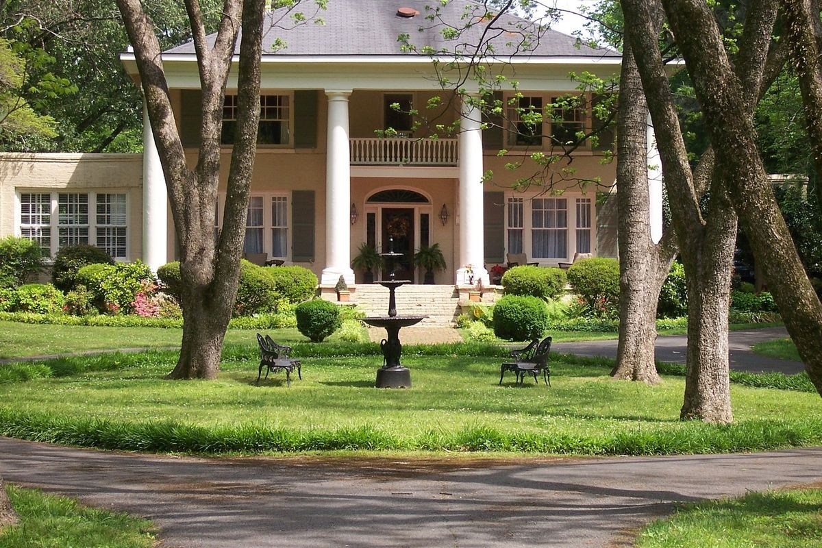 Fernwood wedding ceremony reception venue alabama for Wedding venues huntsville al