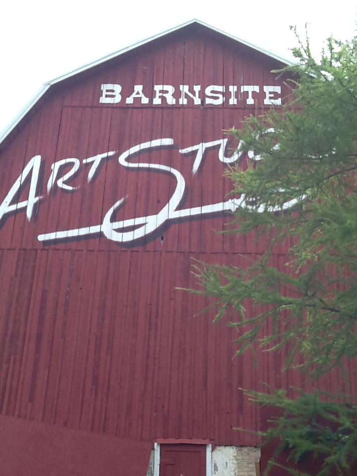 Barnsite Retreat And Events Center Wedding Ceremony