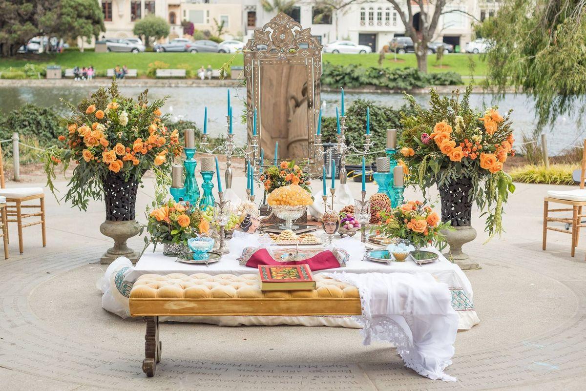 Aroosi wedding flowers california san francisco san for Wedding dress rental san jose