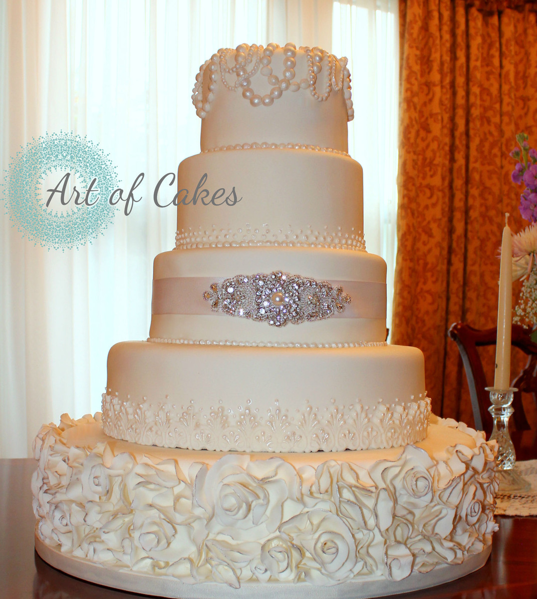 Art of Cakes Photos, Wedding Cake Pictures, Tennessee ...
