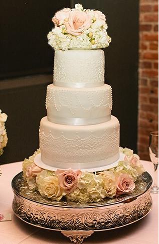 LaBombard Cakes Wedding Cake South Carolina