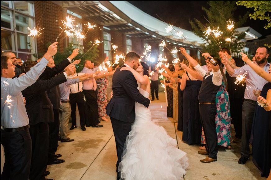 Tinley park convention center wedding
