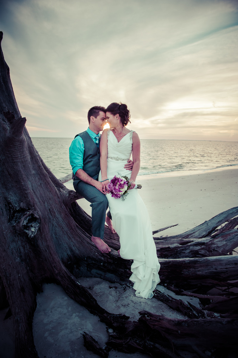 Lovers Key Adventures And Events Wedding Ceremony